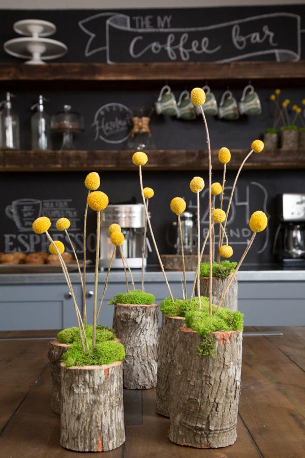 Give Spice To Your Flower Arrangement Skills By Going All Natural