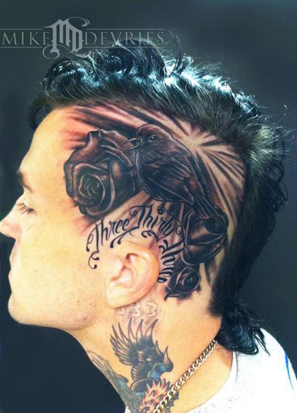 yelawolf face tattoo images galleries with a bite. Black Bedroom Furniture Sets. Home Design Ideas