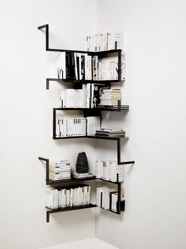 Creative Bookshelf - 60 Creative Bookshelf Ideas \u003c3 \u003c3 ... & 60 Creative Bookshelf Ideas | Art and Design