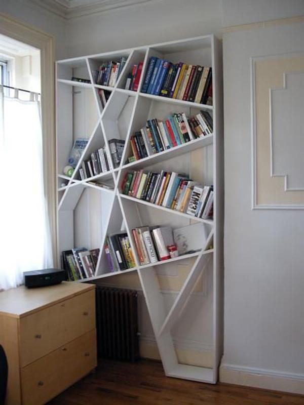 DIY Bookshelf   60 Creative Bookshelf Ideas U003c3 U003c3 ...