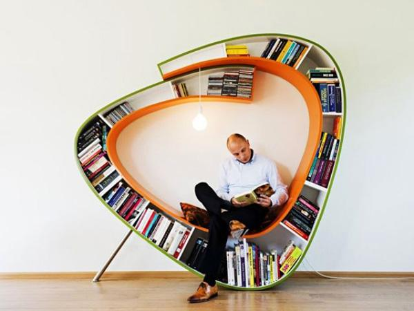Creative Bookshelf To Sink Into The Universe Of Reading - 60 Creative  Bookshelf Ideas <3 ...
