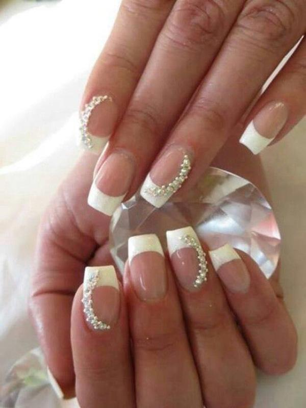 Wedding Nails 40 Ideas For Nail Designs 3