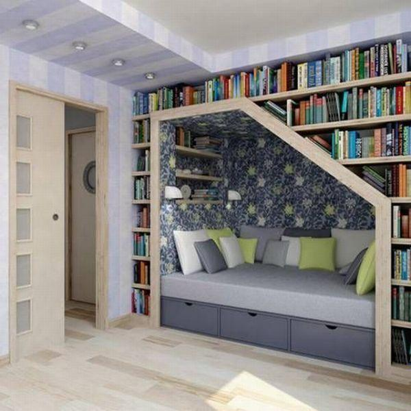 Perfect Reading Nook 600 x 600