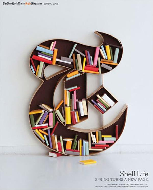creative bookshelf 60 creative bookshelf ideas