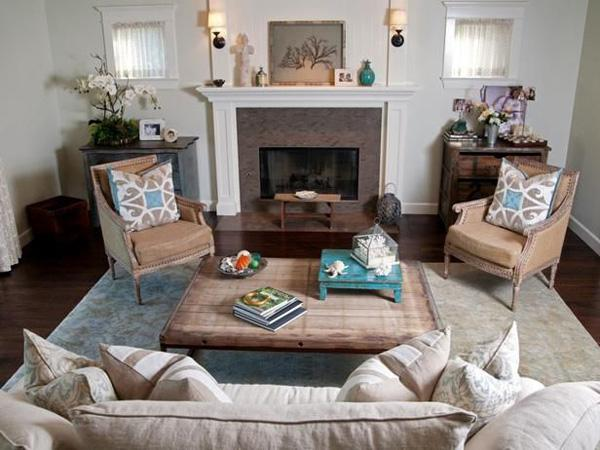 classy and elegant looking living room with well balanced furniture balanced living room