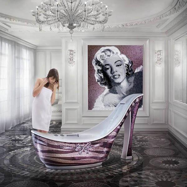 Creative Bathtub   70+ Creative Bathtub Designs ...