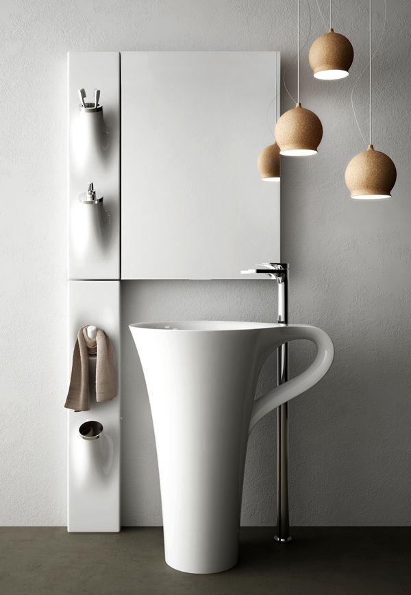 70 Creative Bathroom Sinks | Art And Design