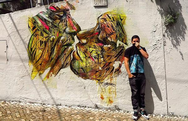 Lisbon by Hopare