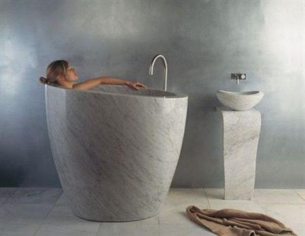 Luxurious Japanese Soaking Tubs