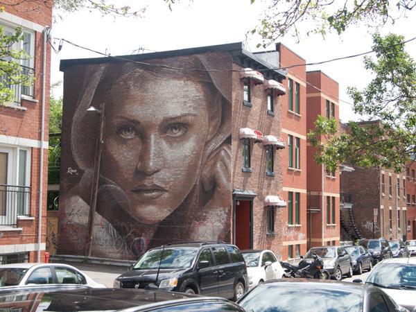Mural Festival – Montreal, Canada