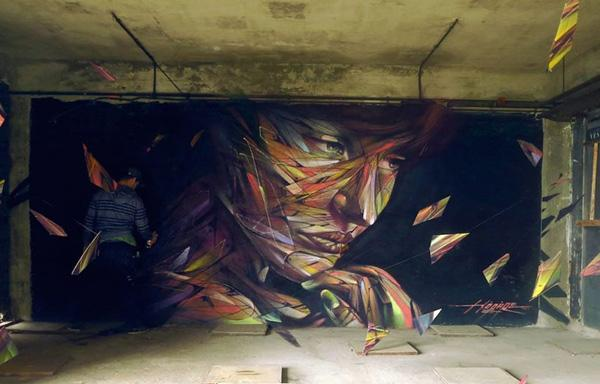 Music for the eyes by Hopare