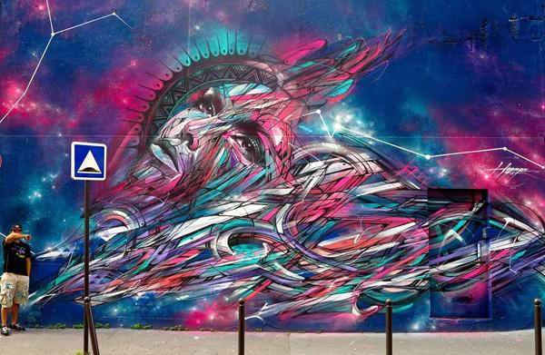 Paris 2014 by Hopare