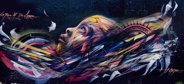 Paris by Hopare