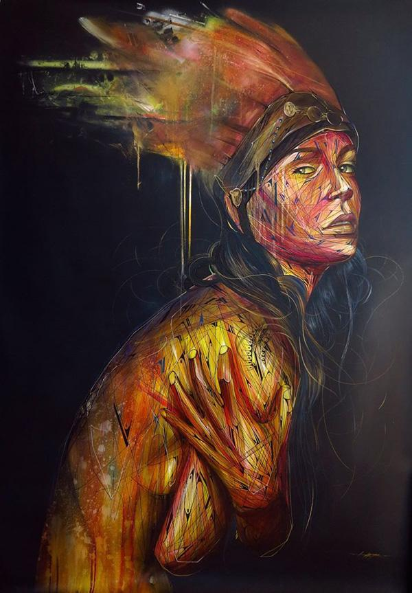 The street has charm by Hopare