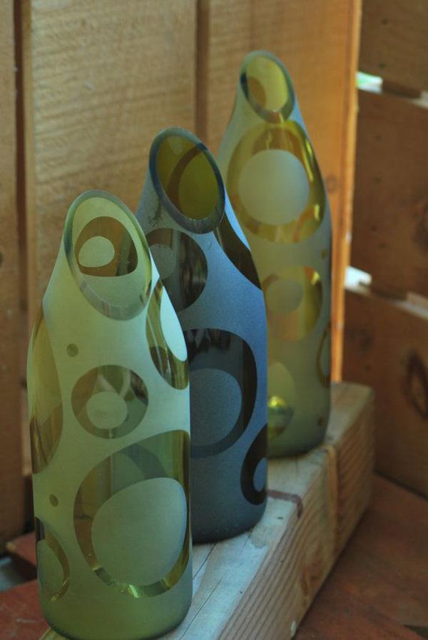 32 wine bottles