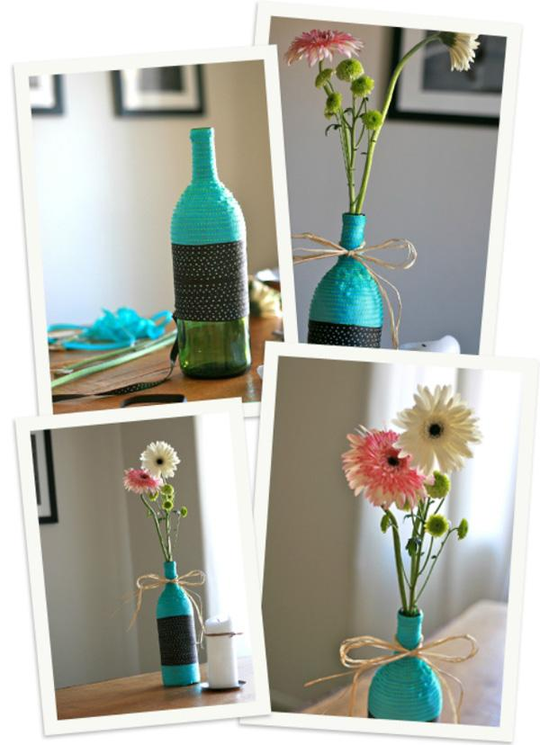 36 wine bottle DIY by Kristina