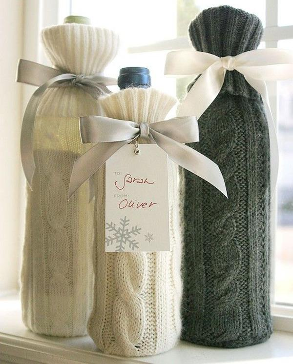 7 Wine Bottle Sweater Sleeves