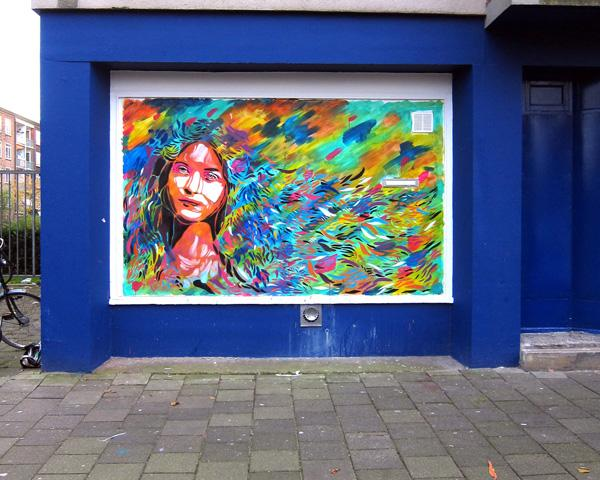 Daphne in Amsterdam