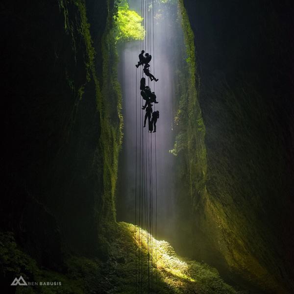 Descent into Heaven