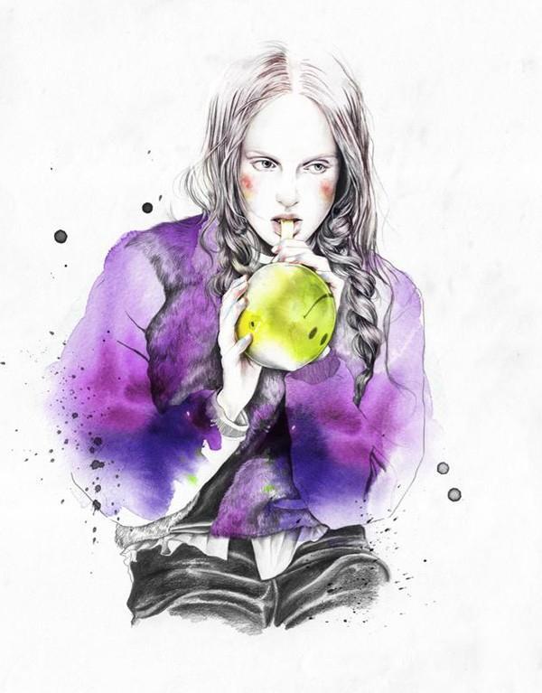 Personal Work, Karoline Bjørnlykke
