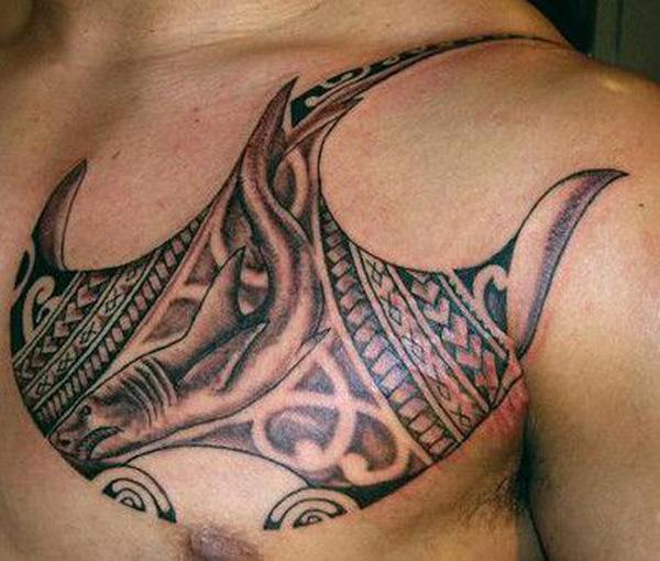 Manta Ray Tattoo Manta Ray Tattoo Meaning