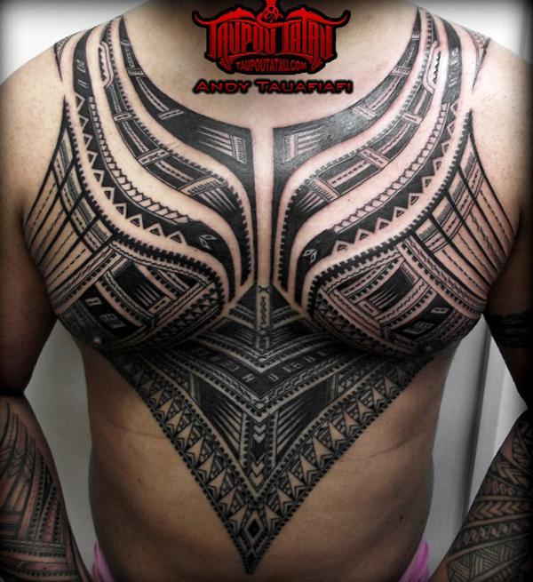 Samoan TattooArt