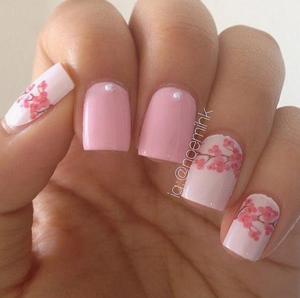 Spring Nail Designs for Women