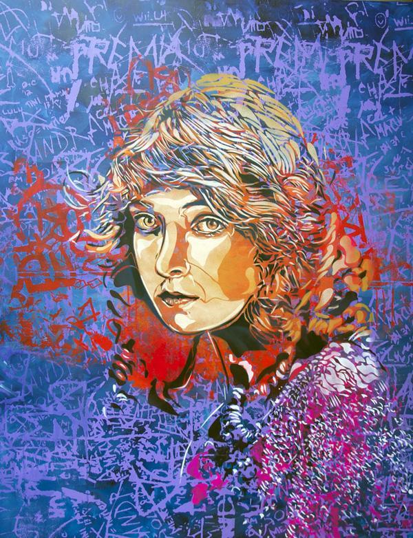 Wallflower. Lilian Gish