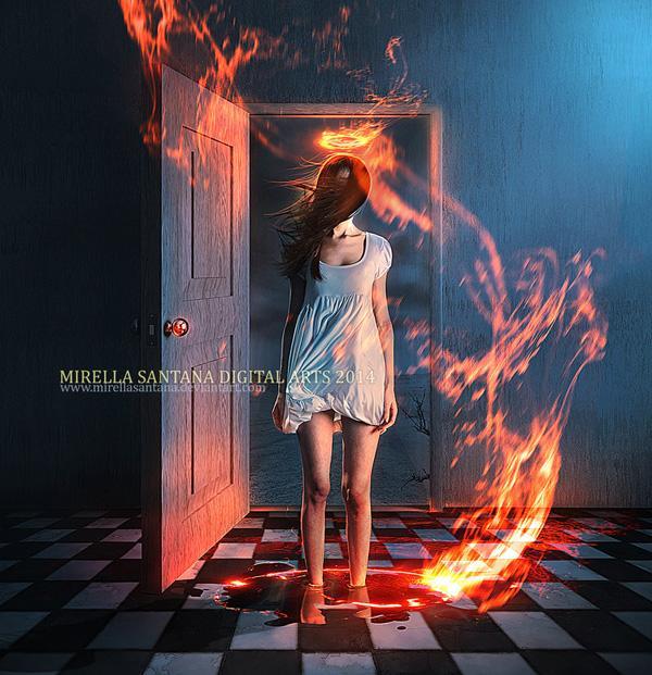 between_heaven_and_hell_by_mirellasantana