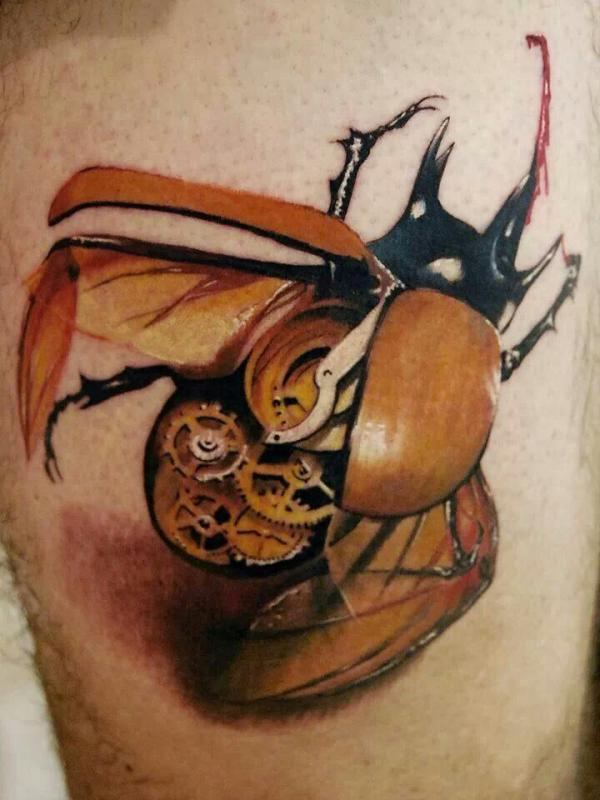 biomechnic beetle tattoo600_800