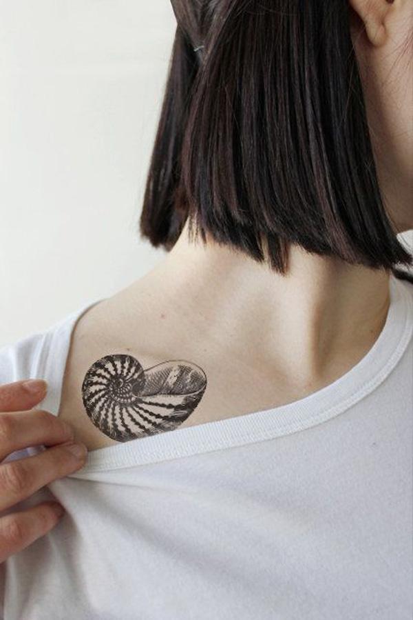shell ray tattoo-5