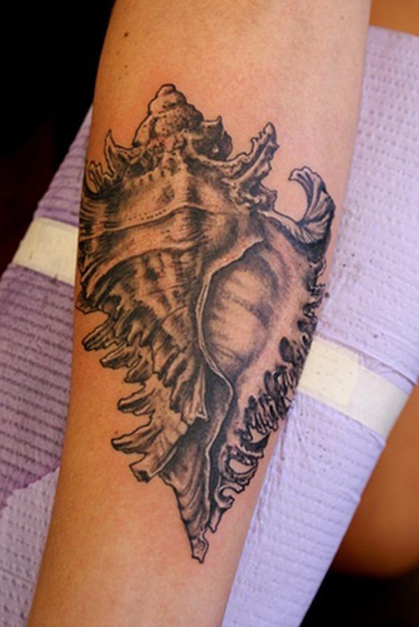shell  tattoo-11