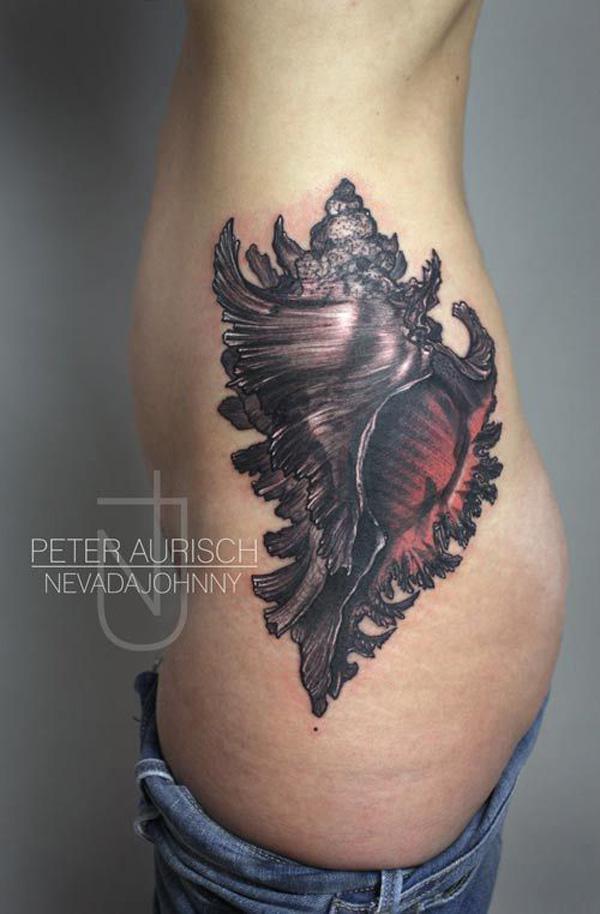 shell  tattoo-12