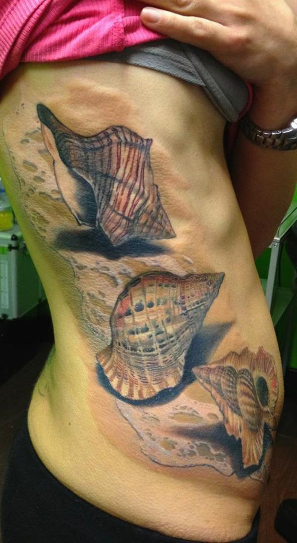 shell  tattoo-16