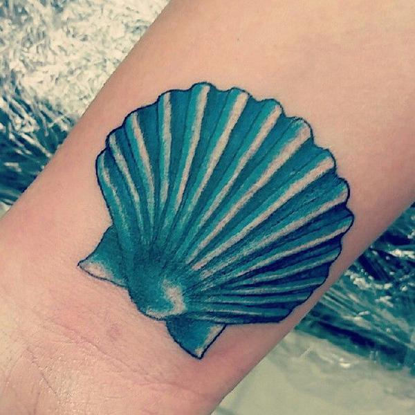 shell  tattoo-29