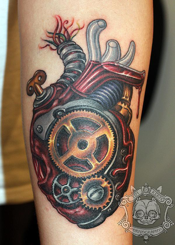 steampunk heart tattoo600_840