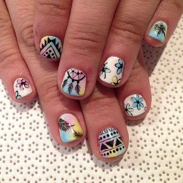 tribal nails-10