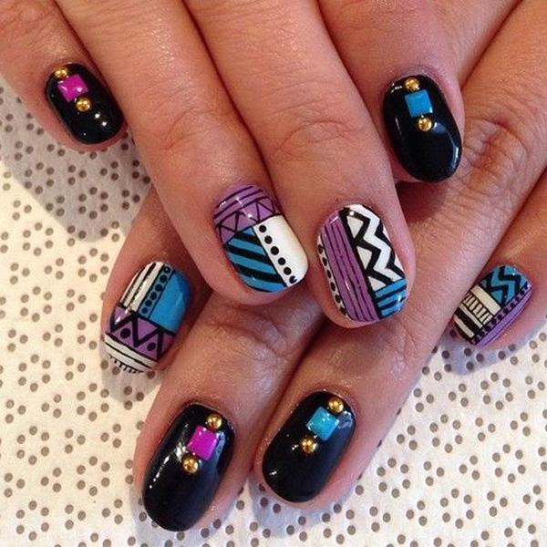 tribal nails-11