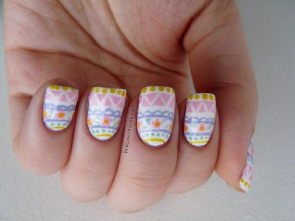tribal nails-13
