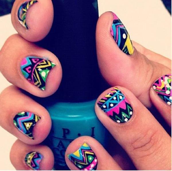 tribal nails-18