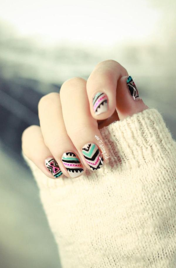 tribal nails-2