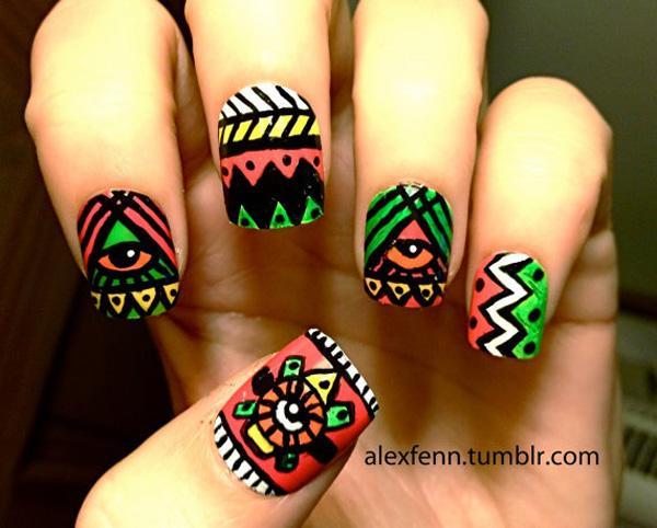 tribal nails-20