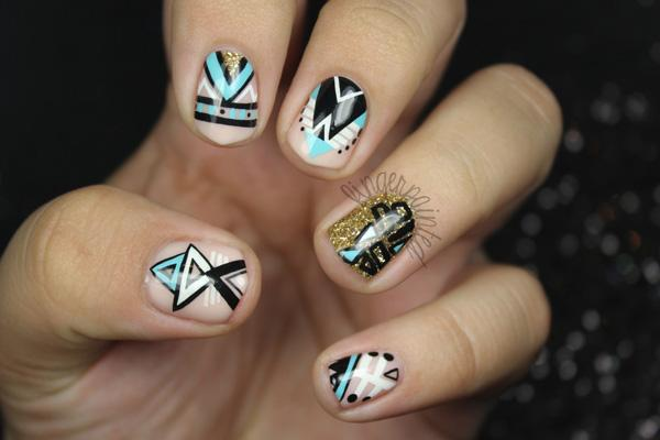 tribal nails-21