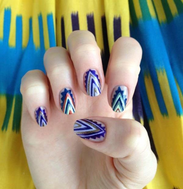 tribal nails-22