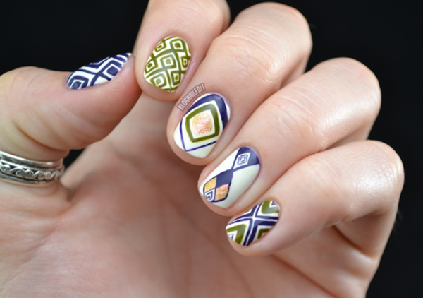 tribal nails-24
