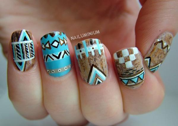 tribal nails-28