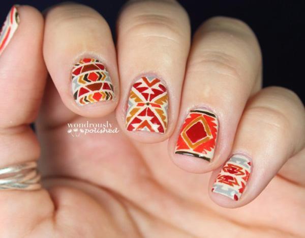tribal nails-29