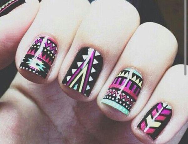 tribal nails-3