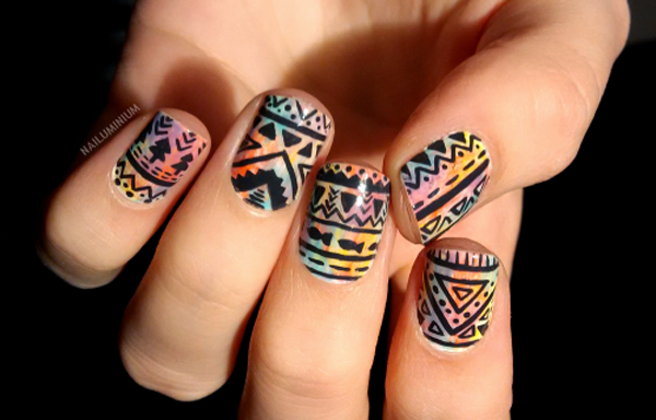 tribal nails-30