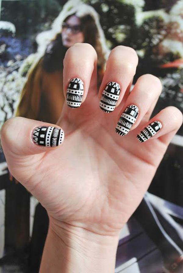 tribal nails-32